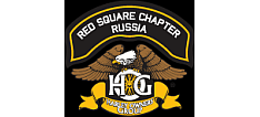 H.O.G Red Square Chapter Russia